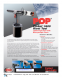 POP ProSet 3400 Brochure